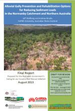 Alluvial Gully Prevention and Rehabilitation Options for Reducing Sediment Loads in the Normanby Catchment and Northern Australia