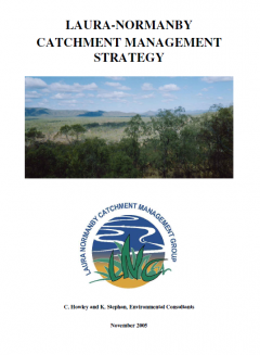 Laura-Normanby Catchment Management Strategy